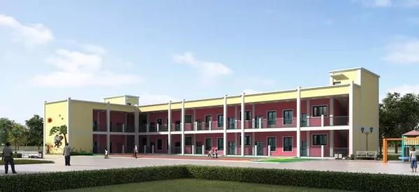 凤岗县幼儿园及教室公租房建设项目